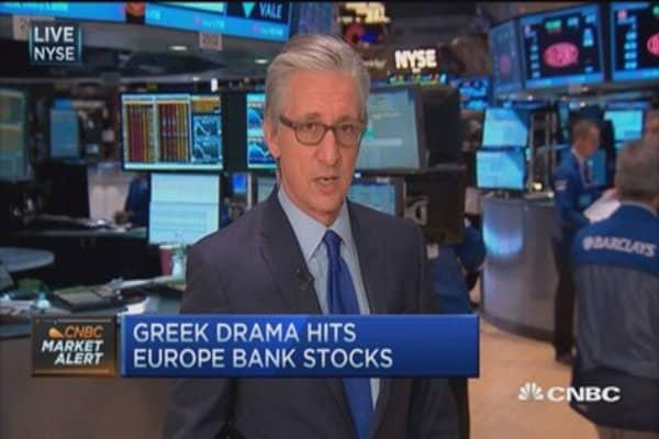 Pisani: Uptick in volatility