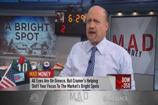 Cramer finds some bright spots