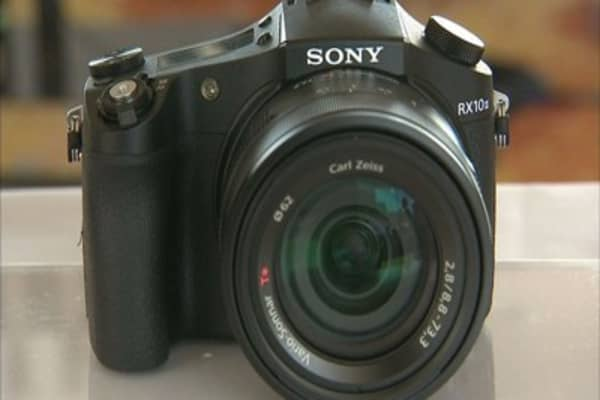 Sony eyeing new sensors