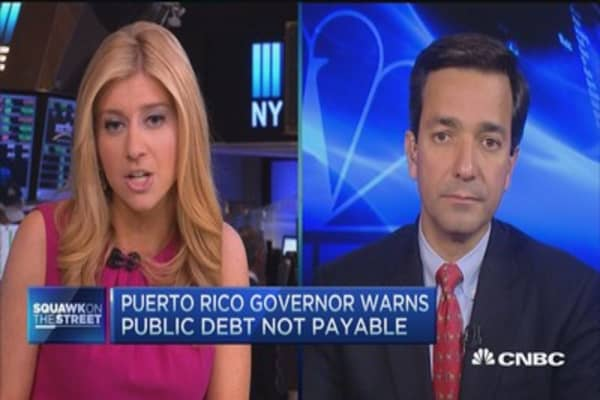 Fmr. Puerto Rico Gov.: Not 'impossible' to pay bonds