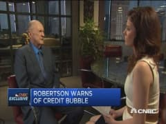 The problem with Greece: Julian Robertson