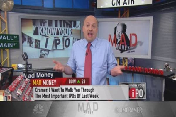 Cramer: This IPO is a real keeper