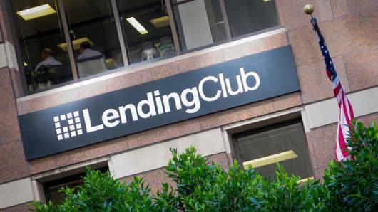 Lending Club headquarters in San Francisco.