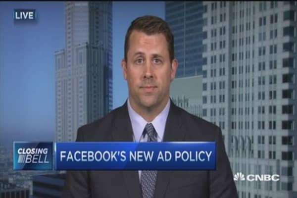 Facebook gives advertisers something to 'like'