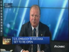 Stoler: Restoration of US-Cuba ties is positive
