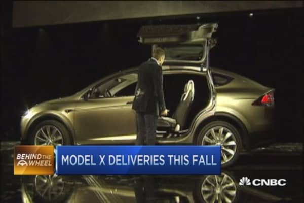 Tesla sees record deliveries