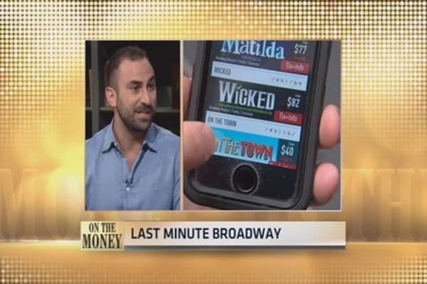 Broadway bargains