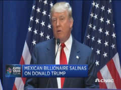Salinas on Trump: Disgrace someone could speak in those terms