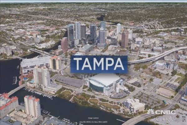 Power House: Tampa