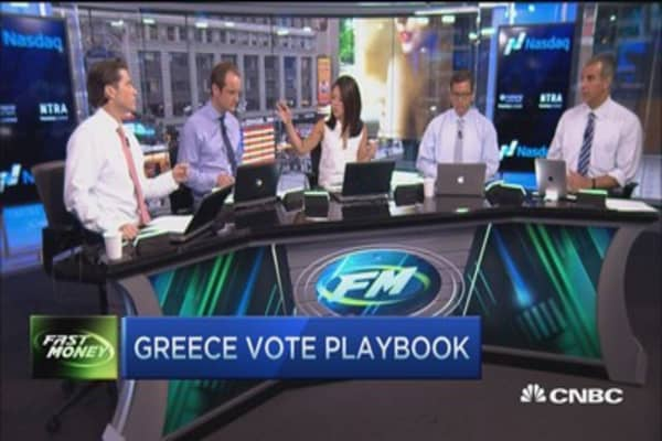 Greece playbook: 3 ways to profit