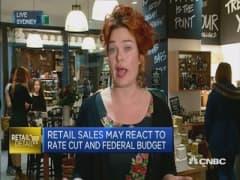 Australian retailer Lush: Things are very positive