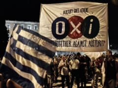 Greeks await ECB decision