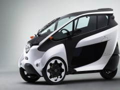 Toyota Motors, Toyota iRoad, electric car