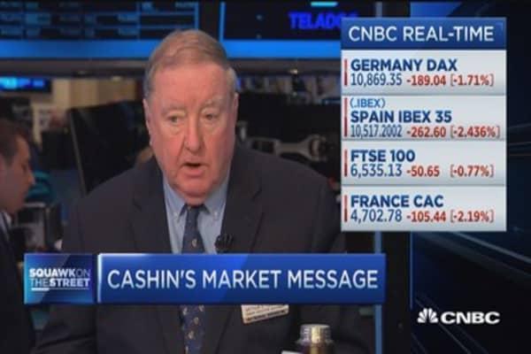 Greece needs Draghi: Art Cashin