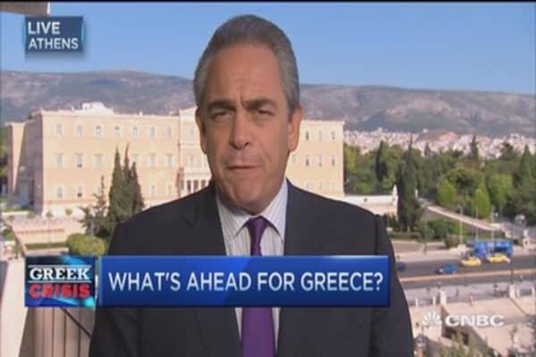 Greece at a standstill