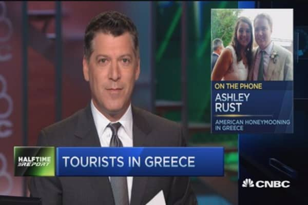 What Greece is like for tourists