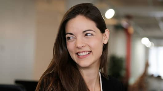 Kathryn Minshew CEO and Co-founder of The Muse.
