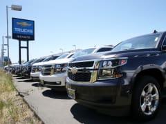 Chevrolet trucks General Motors