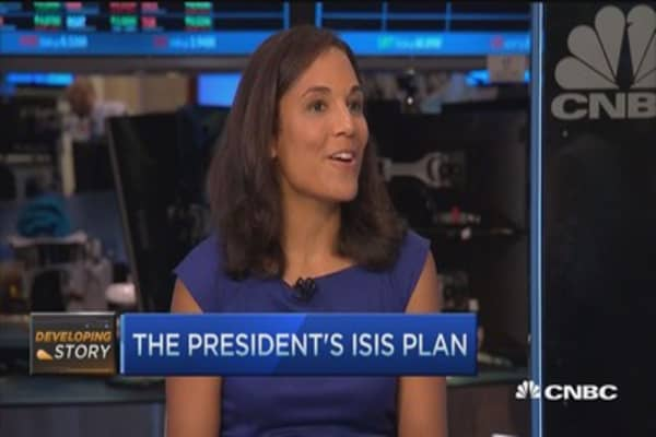 ISIS, Iran & oil, oh my!
