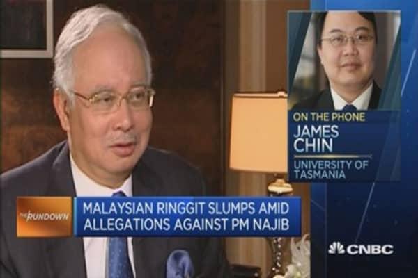 Can Malaysian PM Najib survive 1MDB scandal?