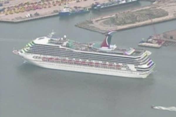Carnival sets sail to Cuba