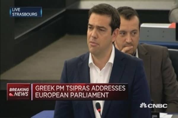 Greeks were courageous to vote 'no': PM