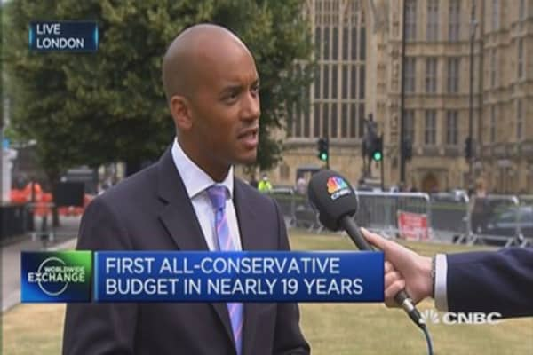UK Budget worries me: Umunna