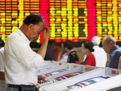 China stock prices