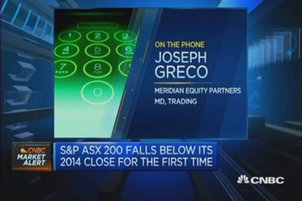 How this trader felt during NYSE trading halt
