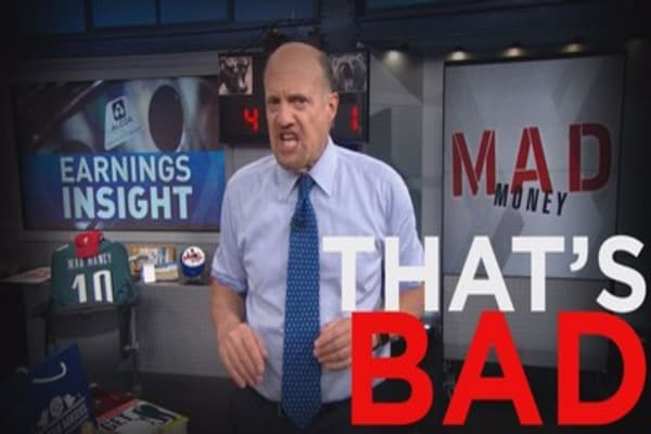 Cramer: You probably hate this stock