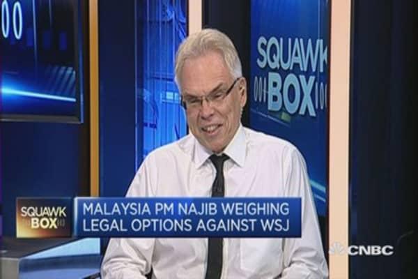 Malaysia PM will remain in office: Professor