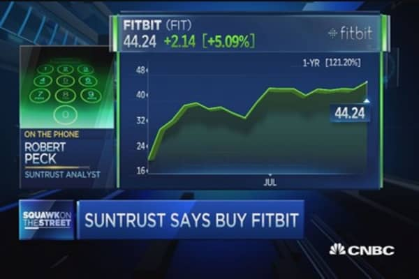 Buy Fitbit, here's why: Analyst