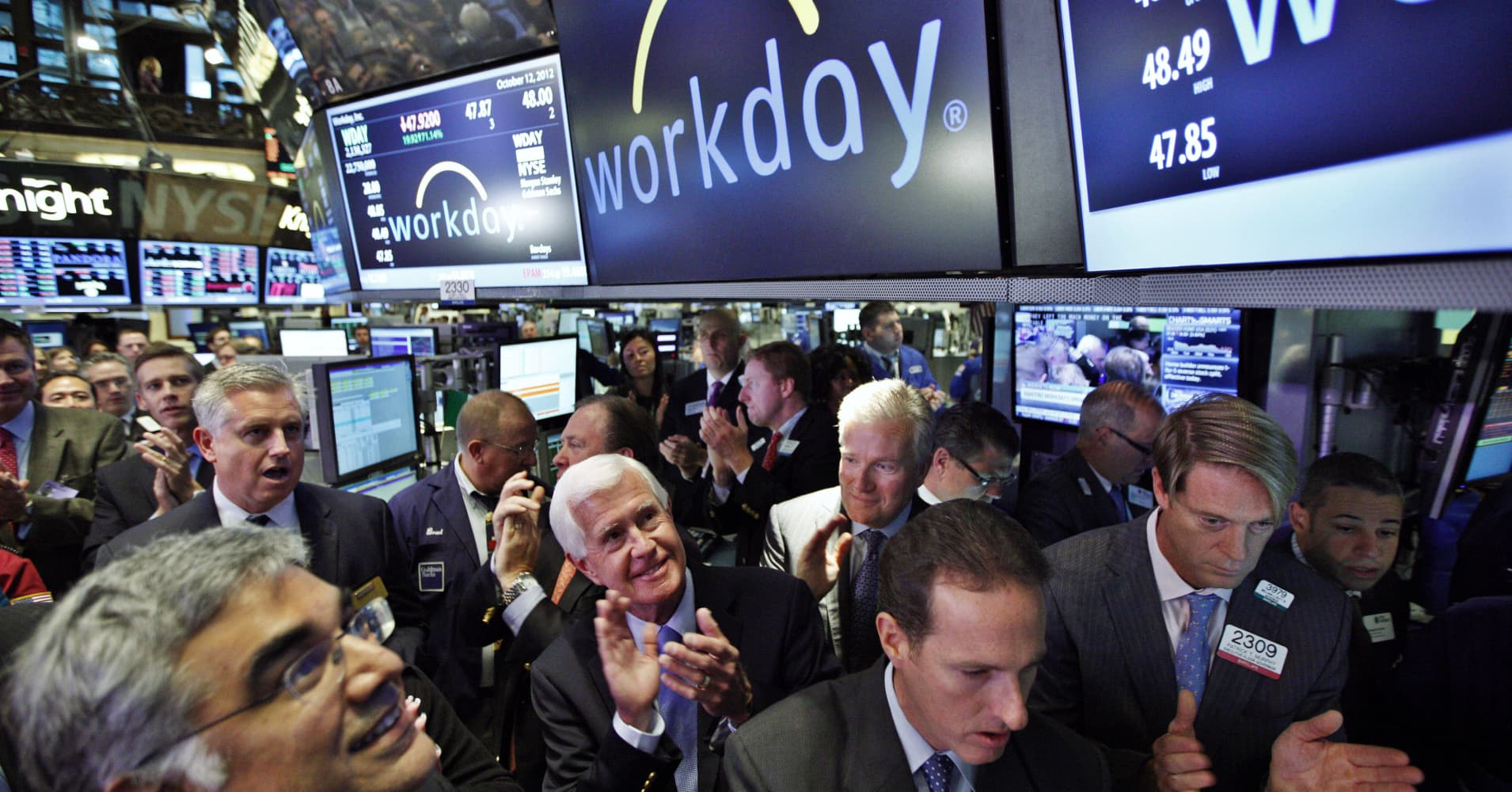 Workday: From venture darling to venture investor