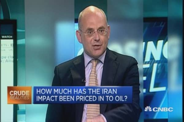 Iran deal: What's next for oil?