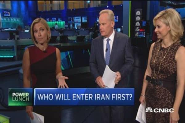 Iran deal winners