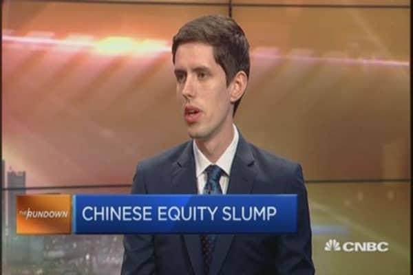 How China stocks impact economic growth