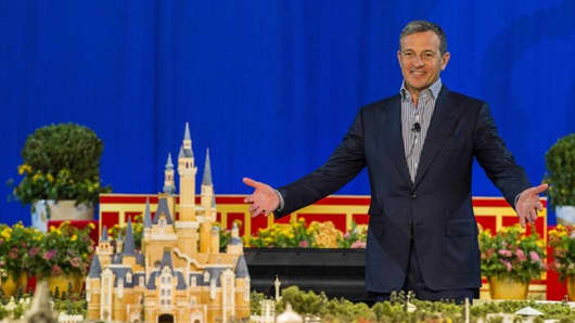 Walt Disney Chairman and CEO, Bob Iger.