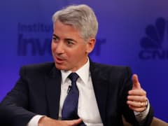 Bill Ackman at Delivering Alpha 2015 in New York on July 15, 2015.