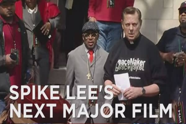 Amazon and Spike Lee team up for movie