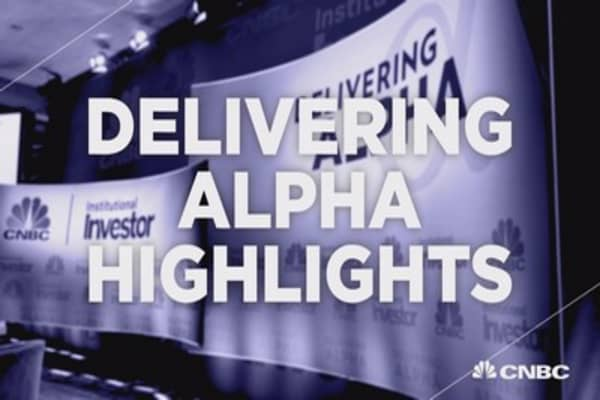Top highlights from Delivering Alpha