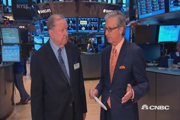 Cashin says: I certainly doubt a rate hike this year
