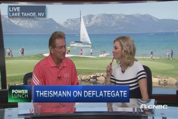 Theismann: Get past 'Deflategate' & play football