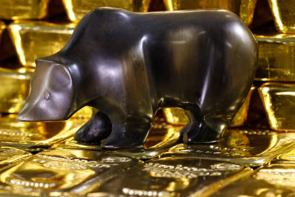 Gold Bear Market