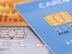 Credit cards with EMV chips.
