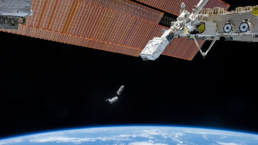 Planet Labs doves.