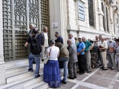 Greece debt banks reopen
