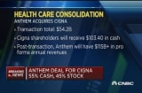 It's official... Anthem to buy Cigna