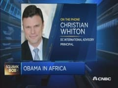 No real facts to support Africa optimism: Whiton