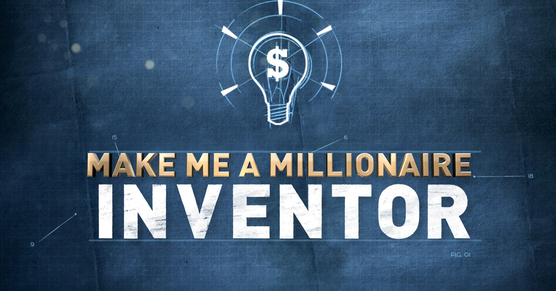 Make me a millionaire inventor home cnbc prime for Build me a home
