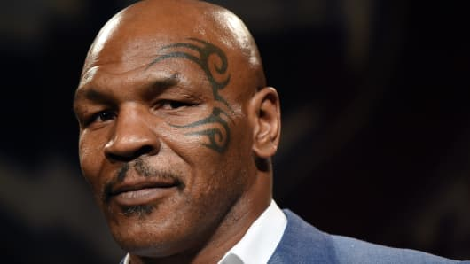 Mike Tyson Live Bite Into the Boxing World of Mike Tyson